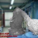 housse protection robot cover telupro tppj ASP eulmont