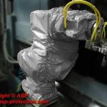 housse protection robot cover telupro fanuc ASP eulmont
