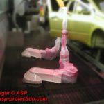 housse protection robot cover jetable automobile ASP eulmont