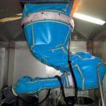 housse protection robot cover lavable ventilée torcal fanuc automobile ASP eulmont